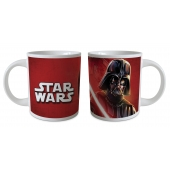 Mug - Tasse Dark Vador rouge - Produit Officiel Star Wars