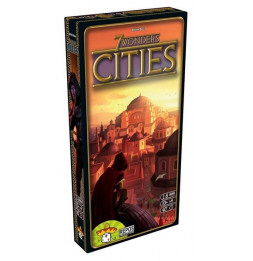 7 Wonders Cities - Extension