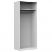 Armoire - Optimeo - l 100 x P 59 x H 232 cm