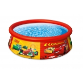 Piscine ronde Cars - Disney - Intex