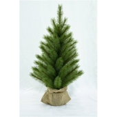 Sapin de noël artificiel Green Emerald - 90 cm - Décoration