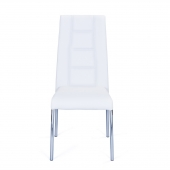 Chaise - 4 pieds - Blanc