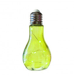 Lampe ampoule microled - Vert - Luminaire