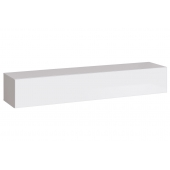 Banc TV - Switch RTV 1 - 180 cm x 30 cm  x 40 cm  - Blanc