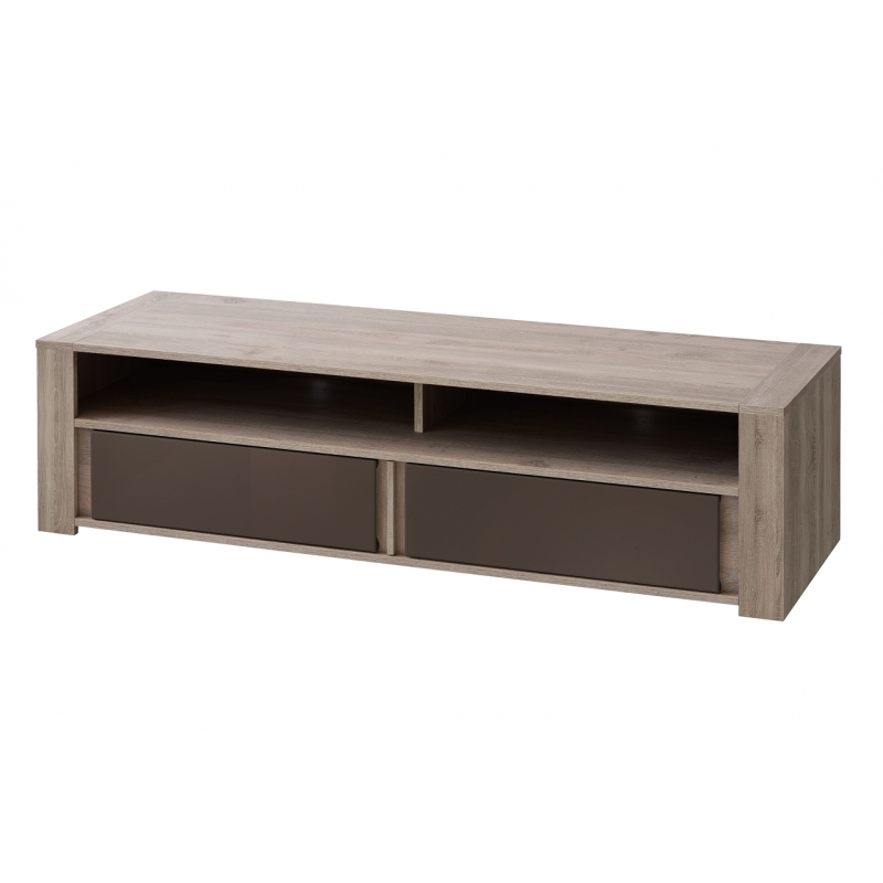 Banc tv ch ne ac deco for Banc tv chene