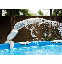 Fontaine pour piscine - LED Multicolore -  Intex