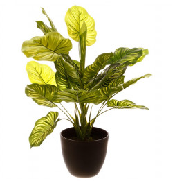 Plante artificiel en pot - H 45 cm