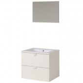 Bloc salle de bain So Box - 61 x 54 x 46 cm