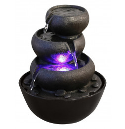 Fontaine Nature Jarre - H 22 cm - LED