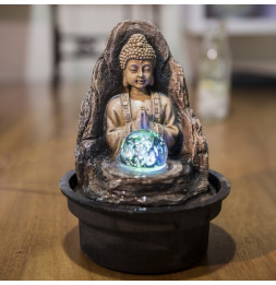 Fontaine Peace - D 15 cm - LED