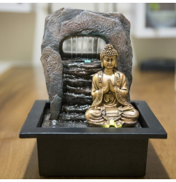 Fontaine Zen DAO - H 25 cm - LED