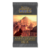 7 Wonders - Anniversary Pack Cities - Extension - Jeu de société
