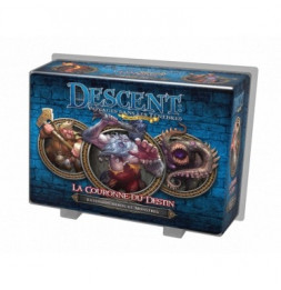 Descent - La Couronne du Destin - 2e édition