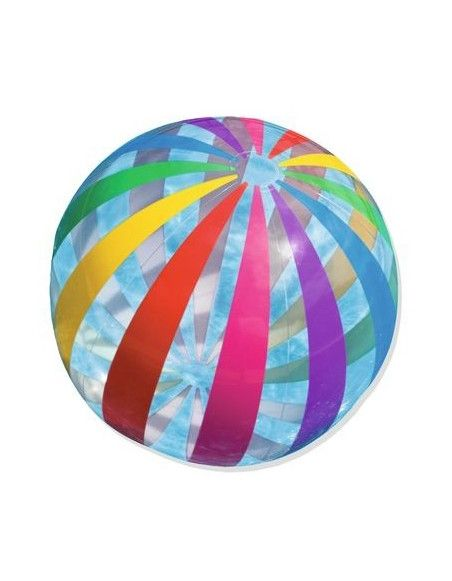 Ballon géant gonflable 1m07 - Intex - Multicolore