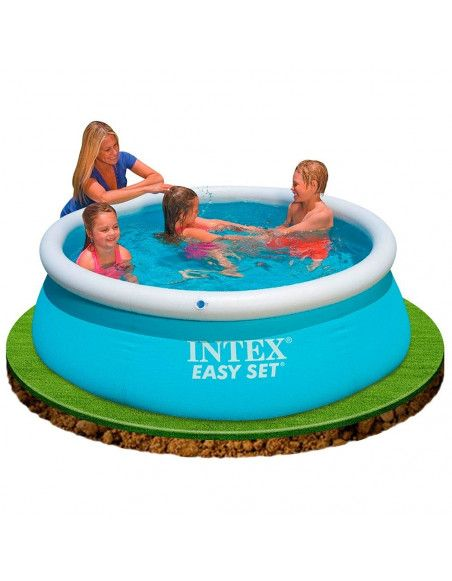 Piscine autoportante 1,83 m - Intex - Easy Set autostable