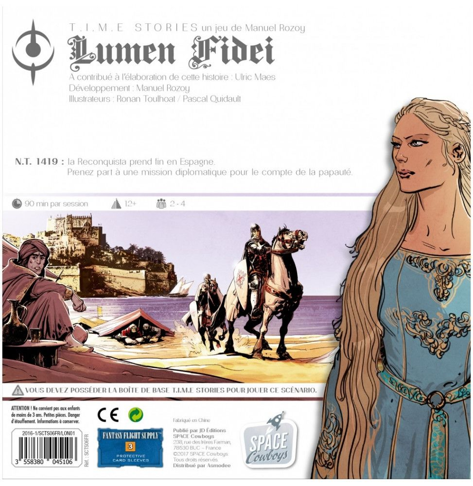 time stories - lumen fidei - extension