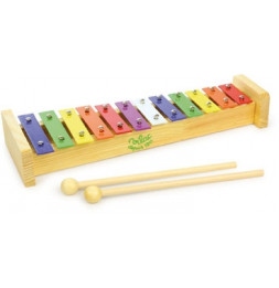 Métallophone - Jeu instrument de musique -  Xylophone