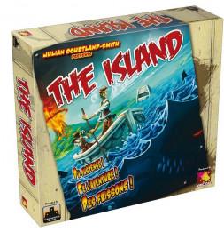 Jeu de société - The Island - Asmodée - Jeu de plateau