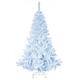 Sapin de Noël artificiel Luxe - 150 cm - Blanc