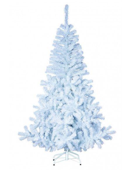 Sapin de Noël artificiel Luxe - 180 cm - Blanc