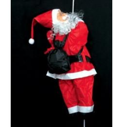 Père Noël et sa corde - A suspendre