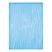 Plaque à génoise en silicone relief rainures - 27 x 37 cm