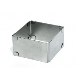 Cadre à patisserie rectangle ou carré extensible - 9 à 15 cm