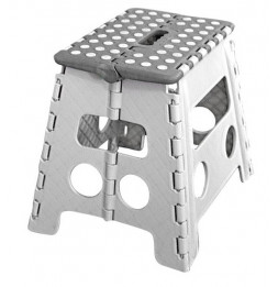 Marche-pied pliable - H 31 cm - Max 150 kg