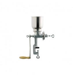 Moulin à céréales manuel en fonte
