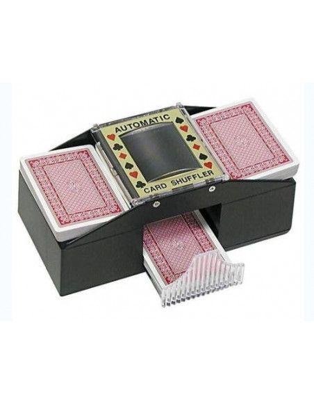 Mélangeur de cartes automatique - Gadget pour jeux de cartes