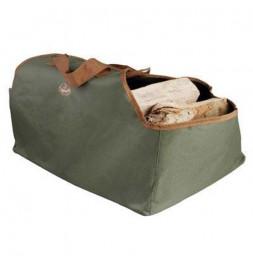 Sac porte bûches solide - Transport et stockage