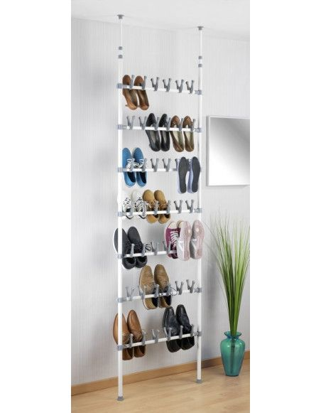 Etagère range chaussures téléscopique - Wenko - Atlas