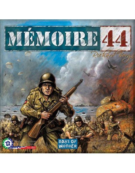 Memoire 44 - Jeu de plateau et de stratégie