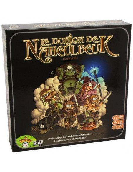 Le donjon de Naheulbeuk - Jeu d'aventures
