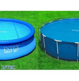 Bâche à bulles pour piscines 3,66m - Intex