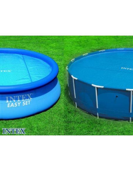 Bâche à bulles pour piscines 4,57m - Intex