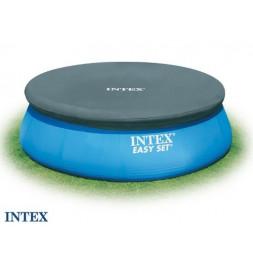 Bâche pour piscine autoportante 4,57m - Intex