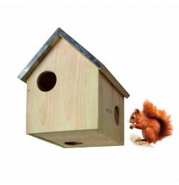 Abri à écureuil - Jardin