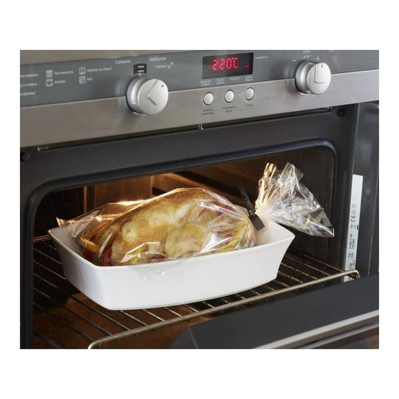 Sachet de cuisson - Lot de 20 - 38 x 25 cm