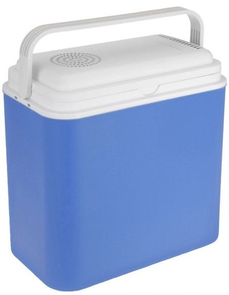 Glacière éléctrique 12V 230V - Bleu