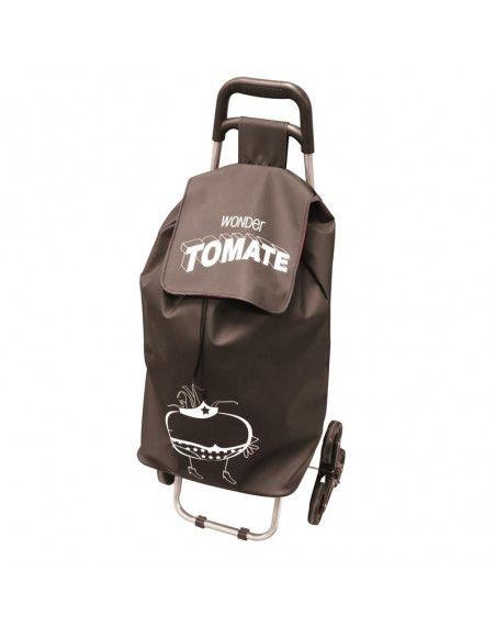 Chariot de courses - Wonder Tomate - Rouge
