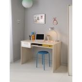 Bureau - Charly - Acacia - l 108 x P 59 x H 75 cm
