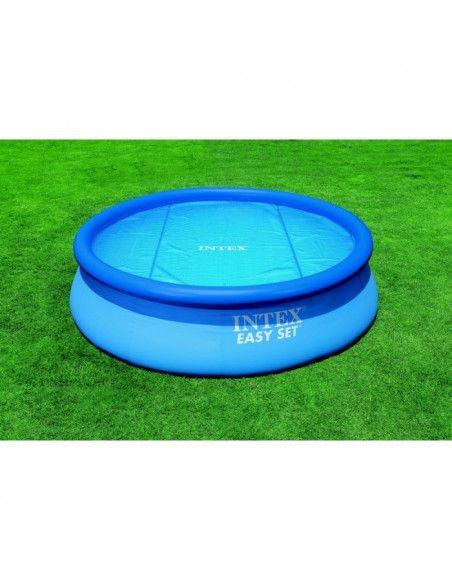 Bâches à bulles pour piscines Easy set - Diamètre 2.44 m - Intex