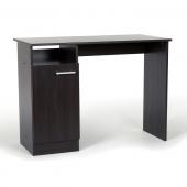 Bureau - Infinity - Café - l 100 x P 50 x H 75 cm