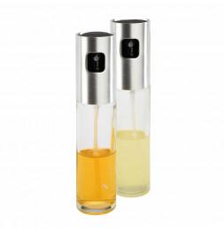 Lot de 2 vaporisateurs huile et vinaigre - Westmark - Présentation de table
