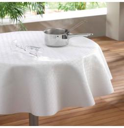 Protège table - Blanc - D 135 cm