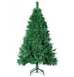 Sapin de noël artificiel Oregon Spruce - 180 cm - Décoration