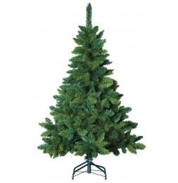 Sapin de noël artificiel Blooming - Vert - 210 cm