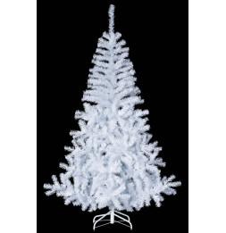 Sapin de noël artificiel Elégant - Blanc - 240 cm