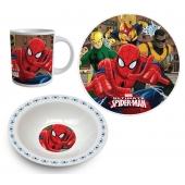 Set de déjeuner - 3 pièces - Spider Man